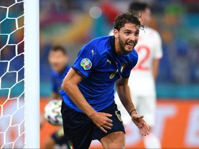 Manuel Locatelli va ser triat l'estrella del partit