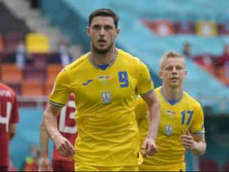 Iaremtxuk, autor del segon gol del partit