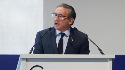 El conseller d'Economia i Hisenda, Jaume Giró