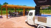 El nou espai enogastronòmic La Barbequiú, a Torelló, inaugurat aquest estiu