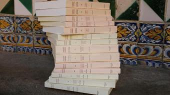 La col·lecció 'Catalunya carolíngia' , publicada per l'Institut d'Estudis Catalans