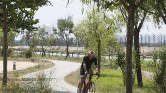 L'espai del delta del Llobregat és molt apreciat pels veïns i també pels visitants