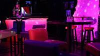 Pista de ball del bar musical Everlasting de Sitges