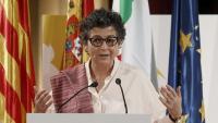 La ministra d'Exteriors, Arancha González Laya