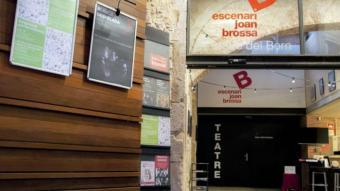 L'escenari Joan Brossa
