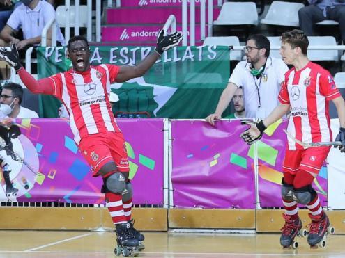 Un trio català en semifinals