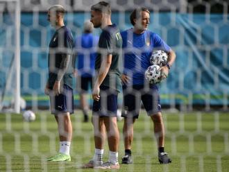 Mancini diu que la seva plantilla està preparada