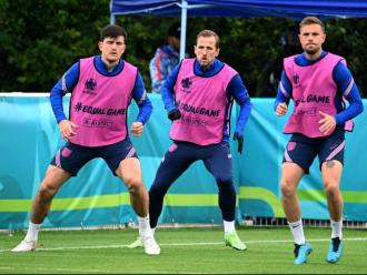 Maguire, Kane i Henderson