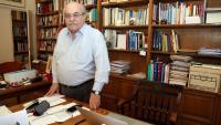 Andreu Mas-Colell, exconseller de la Generalitat i acadèmic