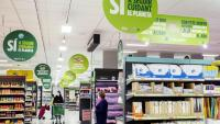 Els supermercats  ja consciencien sobre el plàstic d'un sol ús