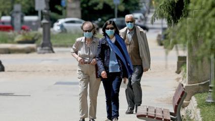 L'ús de la mascareta a l'exterior és obligatori des del 8 de juliol a Catalunya