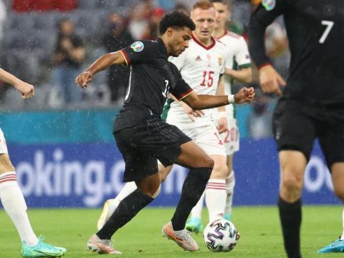 Alemanya, classificada com a segona de grup