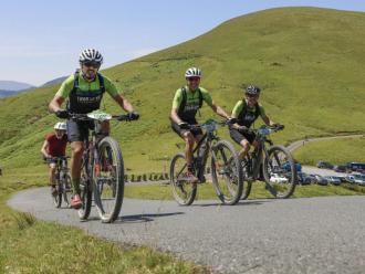 La Transpyr, amb sortida al País Basc, esdevé la més èpica