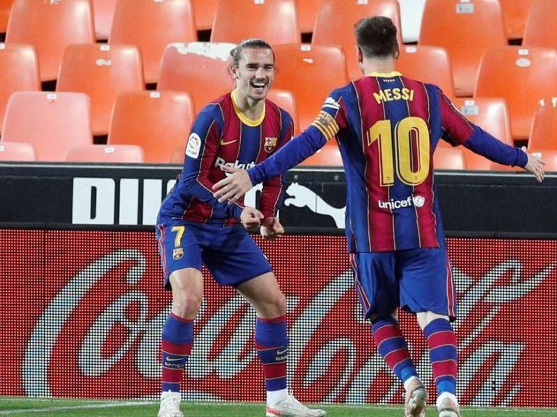 Leo Messi continuarà de blaugrana. Griezmann no ho té gens clar
