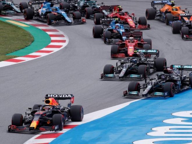La cursa del maig passat a Catalunya