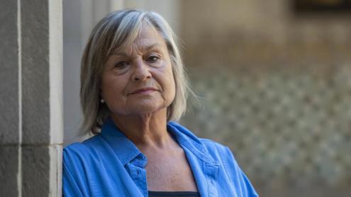 <b>Cabré </b>és la primera dona a presidir la institució <b>Cabré </b>és la primera dona a presidir la institució