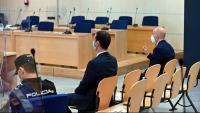 Els dos mossos que acompanyaven Puigdemont quan va ser detingut a Alemanya, durant el judici