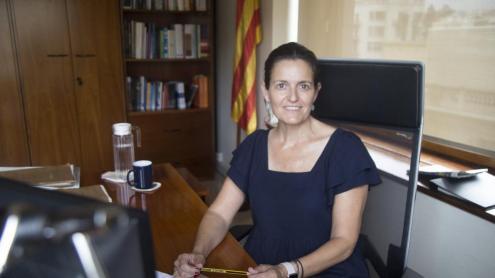 <b>Marta Domènech </b>va ser  nomenada el 15 de juny