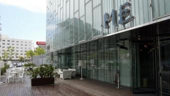 Hotel de la cadena Melià a Barcelona