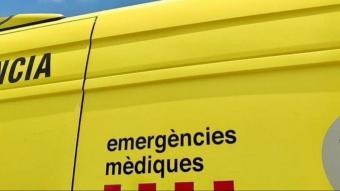 Mor el conductor d'un vehicle que circulava en direcció contrària per la N-II a Vilademuls