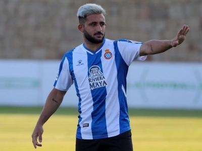 Matías Vargas és un dels futbolistes que van arribar l'estiu del 2019