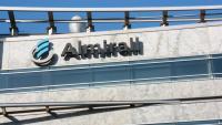 Imatge de la seu corporativa de laboratoris Almirall a la ciutat de Barcelona