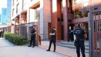 L'entrada del Tribunal de Comptes de Madrid, el juny passat, quan hi van citar els ex-alts càrrecs per les despeses d'acció exterior