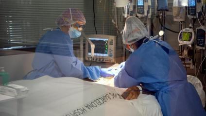Les UCI dels hospitals catalans tenen 525 malalts crítics per Covid ara mateix
