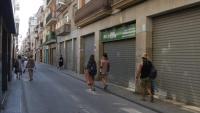 Locals buits a Calella que poden convertir-se en habitatge social per a joves i gent gran