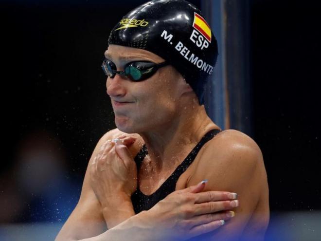 Belmonte encara ha de nedar els 800 m i els 4x100 m estils