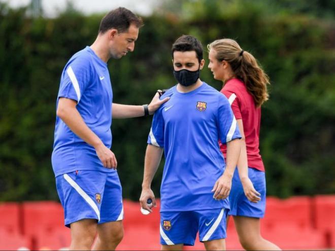 Jonatan Giráldez té per endavant la missió difícil de repetir els èxits de la passada temporada amb Lluís Cortés