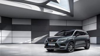 Les vendes de vehicles de la marca Cupra, filial de Seat, han ajudat a consolidar el negoci
