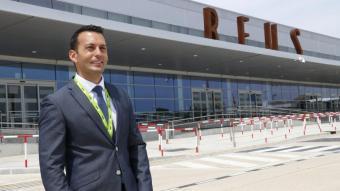 Juan Crespo, director de l'aeroport de Reus