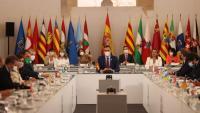 La conferència de presidents, a Salamanca