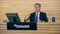 César González-Bueno, conseller delegat del Banc Sabadell