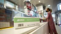 Test antígens en una farmàcia
