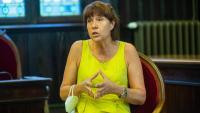 Marta Madrenas, alcaldessa de Girona i diputada de JxCat