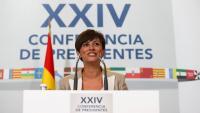 La ministra Isabel Rodríguez (Política Territorial) presideix avui la delegació estatal en la bilateral Estat-Generalitat