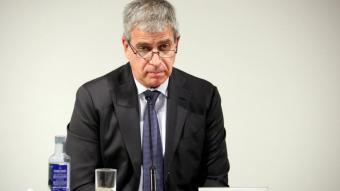 El president del Gremi d'Hotels de Barcelona, Jordi Mestre, en una imatge d'arxiu