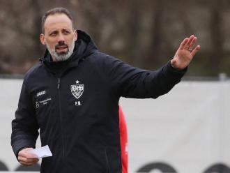 Pellegrino Matarazzo, entrenador de l'Stuttgart des del 2019