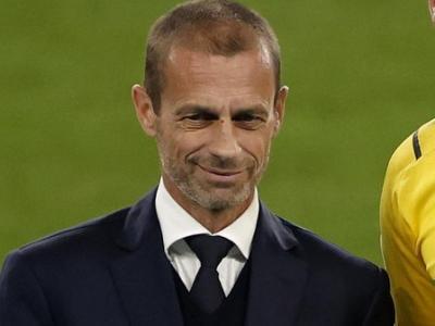 Ceferin, el president de la UEFA