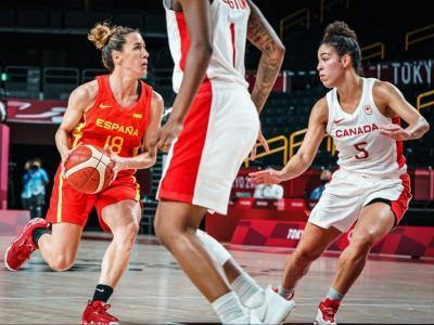 Queralt Casas va poder mostrar per fi el seu potencial amb la selecció espanyola