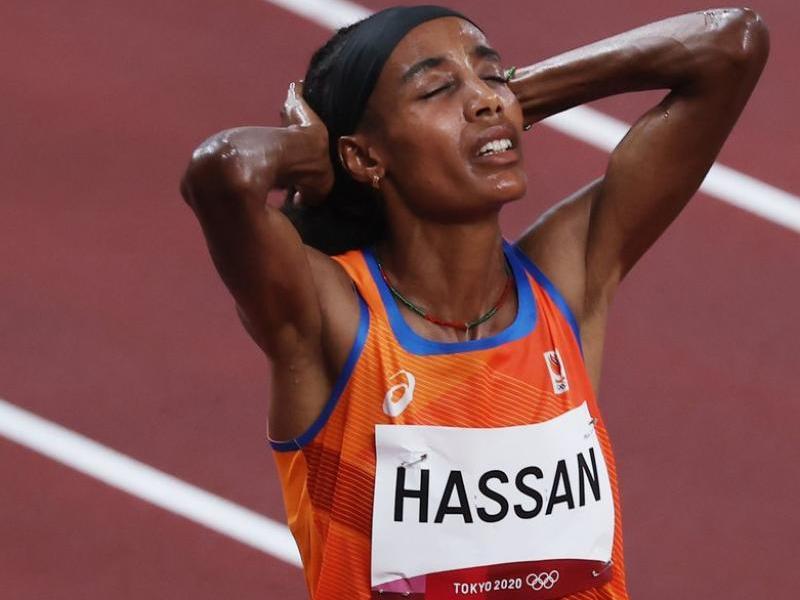Sifan Hassan ja té el seu primer or olímpic a Tòquio