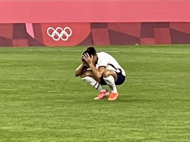 Estats Units s'ha quedat fora de la final dels Jocs Olímpics.
