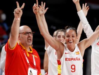 Mondelo i Palau, en el triomf contra Sèrbia