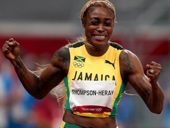 Elaine Thompson-Herah és la gran favorita en la final de 200 m d'avui (14.50 h)