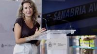 Raquel Sánchez, ministra de Transports, Mobilitat i Agenda Urbana