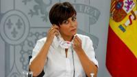 La portaveu del govern espanyol, Isabel Rodríguez