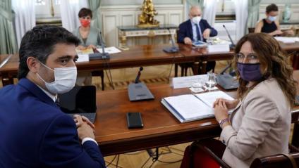 La comissió bilateral de dilluns no ha deixat satisfet el govern, que espera més concrecions i més traspassos
