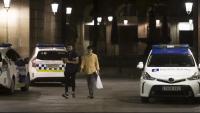 Carrers buits al barri del Born de Barcelona